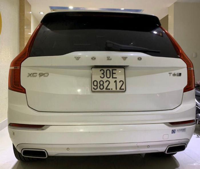 Bán xe Volvo XC90 incription nhập Mỹ sản xuất 2015 7