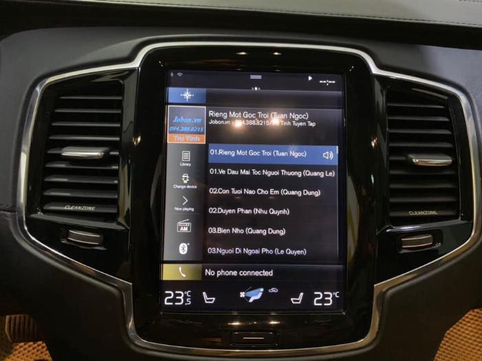 Bán xe Volvo XC90 incription nhập Mỹ sản xuất 2015 8