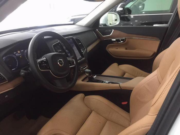 Bán xe Volvo XC90 incription nhập Mỹ sản xuất 2015 10