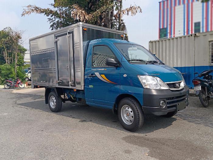 Xe tải Thaco tải trọng 990kg - động cơ CN Suzuki - giá rẻ tại bình dương