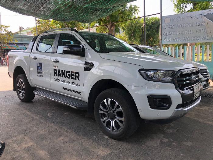 Ranger Wiltrack 2.0 Bitubo 2019.Lướt 20.000km