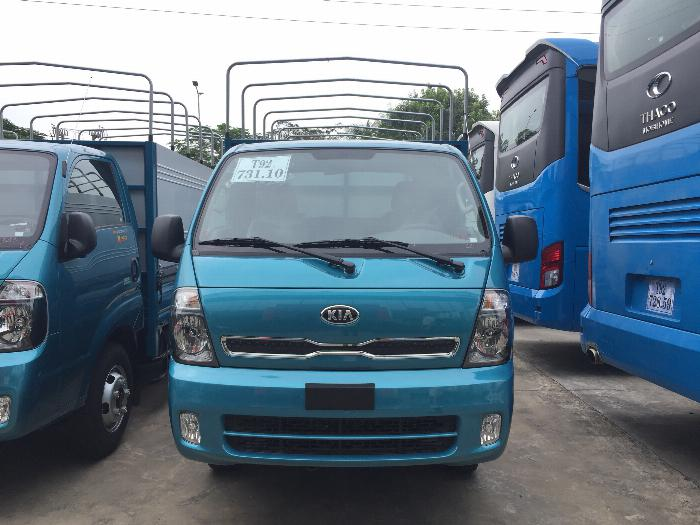 Xe tải 2,5 tấn Kia K250 mui bạt new 2019