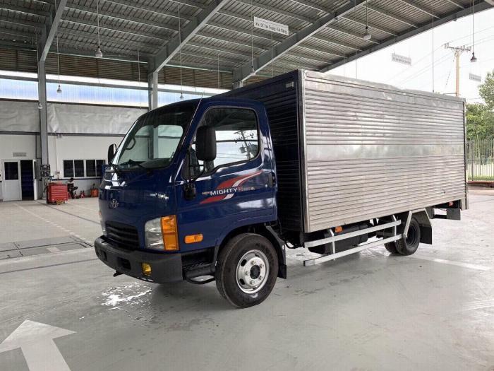 xe tải 2 tấn 4 HYUNDAI thùng dài 4 mét 3 giá hấp dẫn