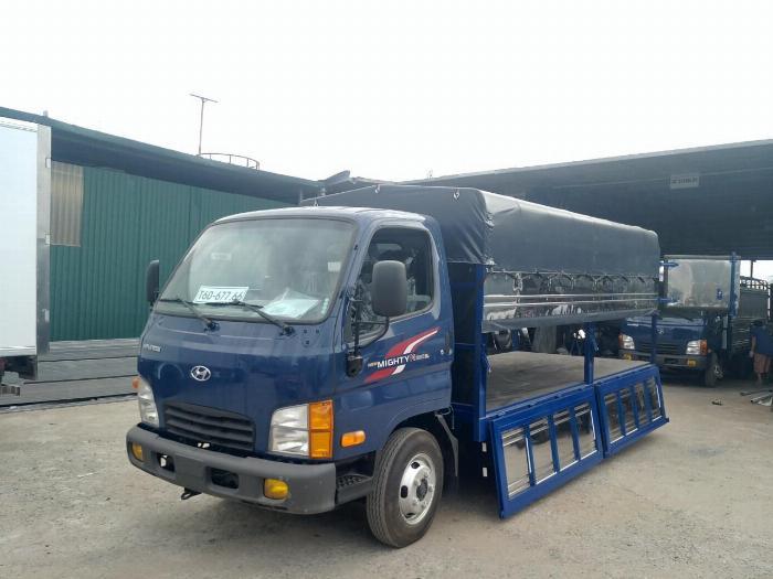 xe tải 6 tấn 9 HYUNDAI thùng dài 4 mét 8 giá hấp dẫn 4