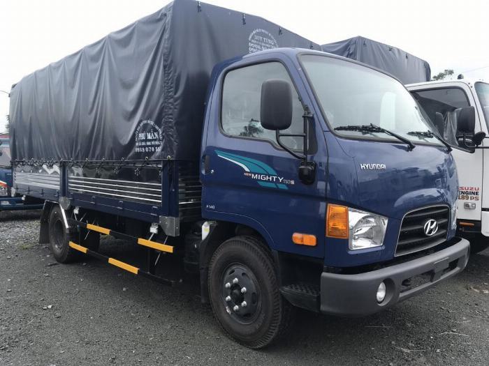 xe tải 6 tấn 9 HYUNDAI thùng dài 4 mét 8 giá hấp dẫn