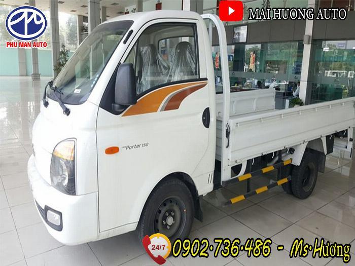 Xe Hyundai 1.5 tấn H150- 2019, giá cạnh tranh