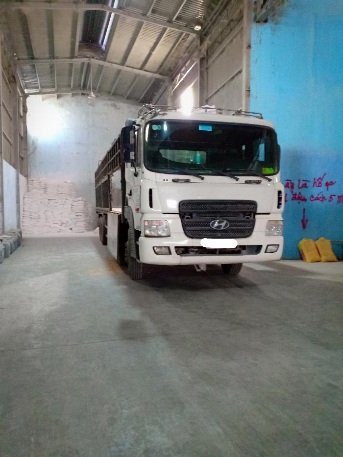 Xe tải thùng HUYNDAI 320