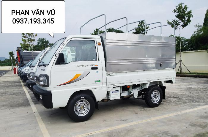 Bán xe tải 500kg, 750kg 990kg Thaco towner 800, hỗ trợ vay ngân hàng 70%, Bà Rịa Vũng Tàu
