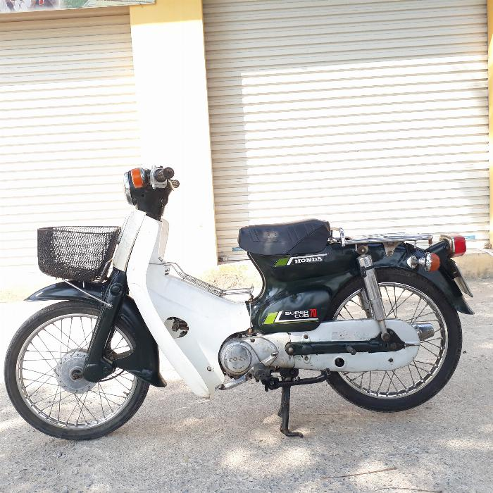 Cub 81 Honda Nhật nguyên bản 70cc biển Hà Nội 0