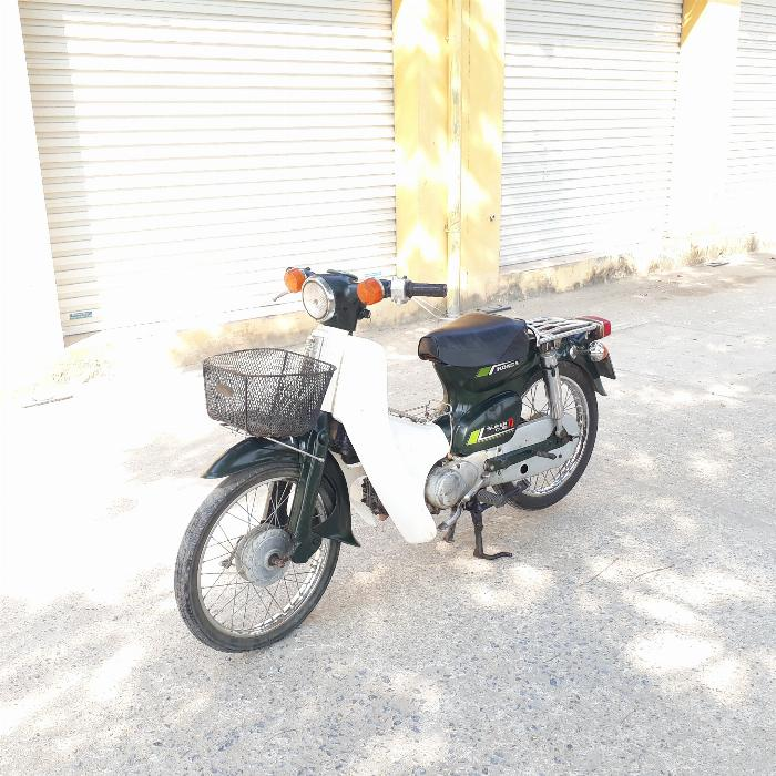 Cub 81 Honda Nhật nguyên bản 70cc biển Hà Nội 1