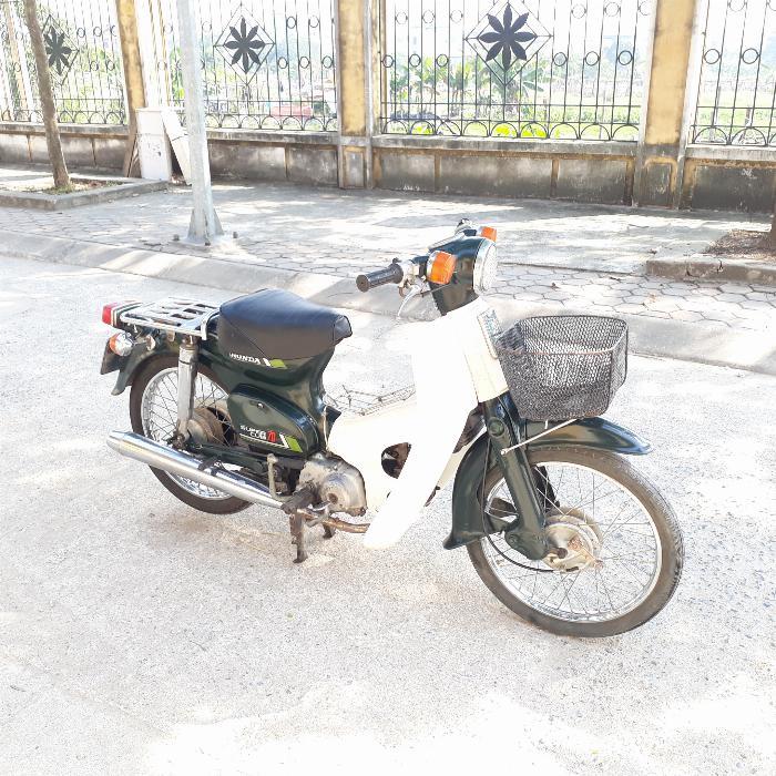 Cub 81 Honda Nhật nguyên bản 70cc biển Hà Nội 2