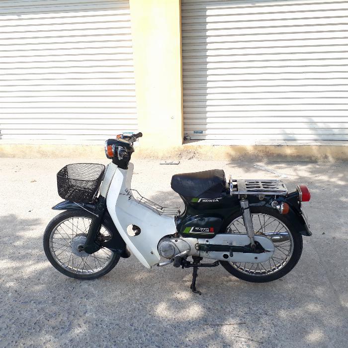 Cub 81 Honda Nhật nguyên bản 70cc biển Hà Nội 3