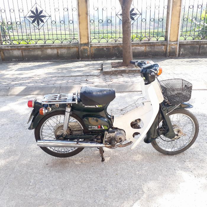 Cub 81 Honda Nhật nguyên bản 70cc biển Hà Nội 4
