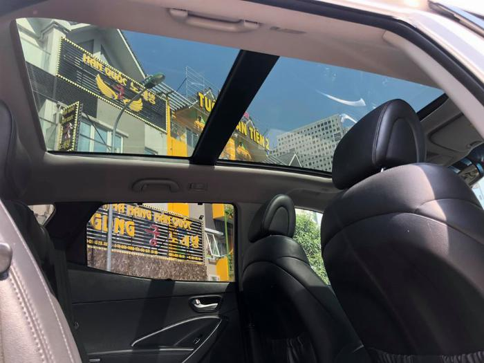 Bán xe santafe máy dầu bản đủ 2015 2