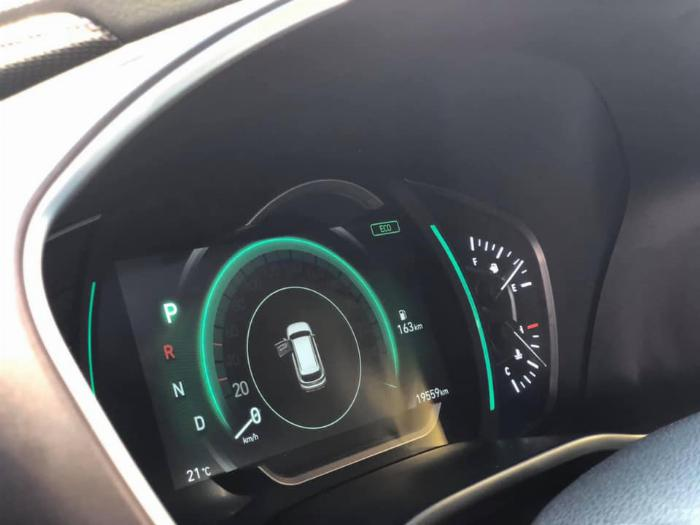 Bán xe Santafe máy xăng bản full 2018 12