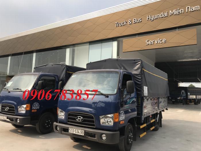 Hyundai New Mighty 75s