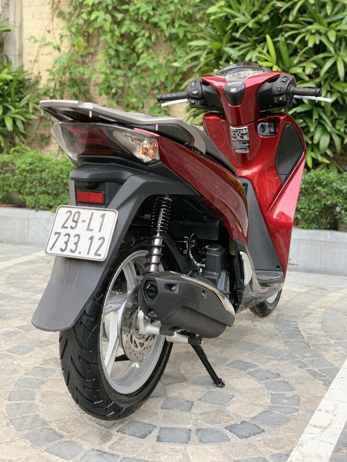 Cần bán SH Việt 150 ABS 2019 màu đỏ chạy 1000km như mới