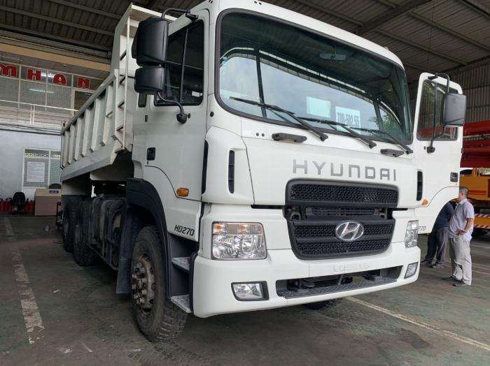 Giá Xe Ben 15 Tấn Hyundai HD270, Ben HD270 2020 Giao Ngay