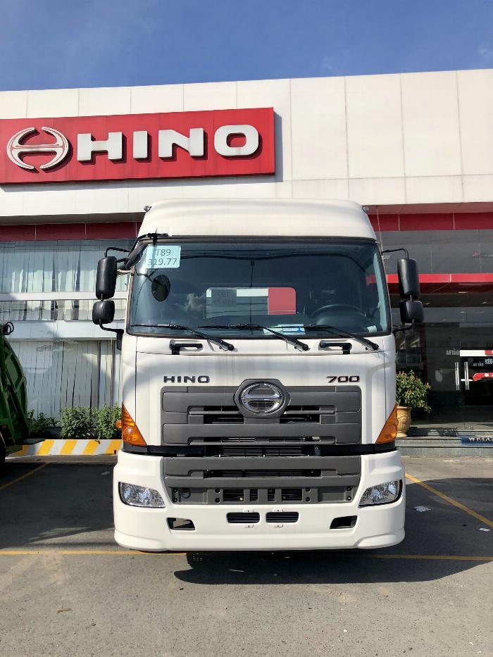 Đầu kéo HINO SS2P ( Euro 5 ). Đại lý cấp 1 giá tốt.