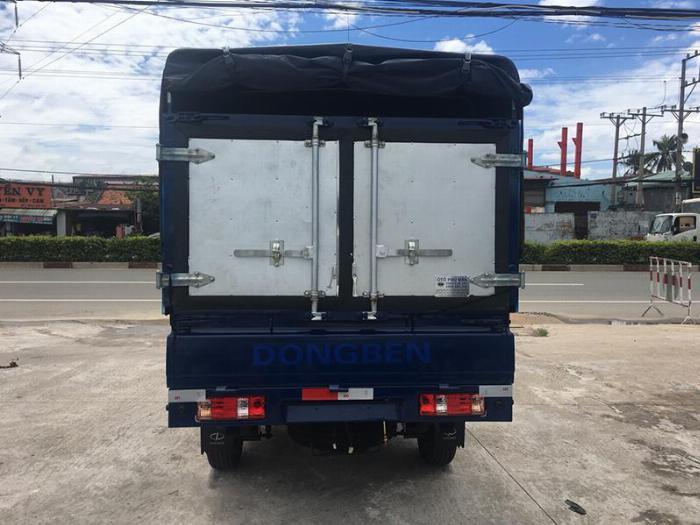 DONGBEN 870kg| đại lý xe tải nhỏ 2