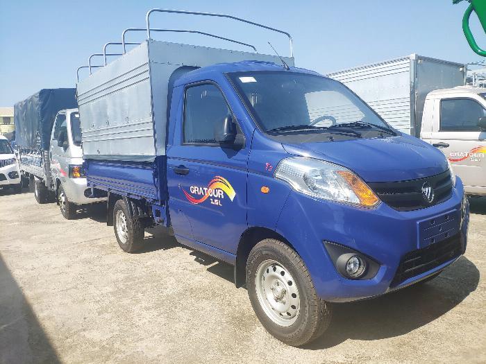FOTON 990| đại lý xe tải thùng lớn nhỏ