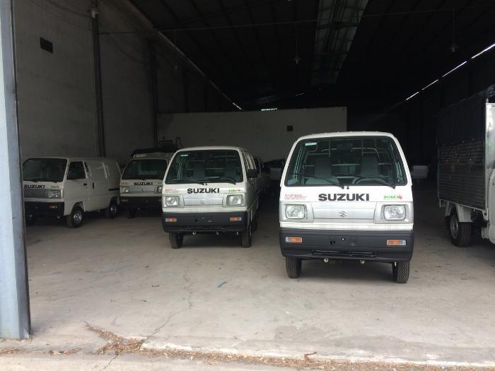 xe tải nhẹ suzuki giao ngay 12