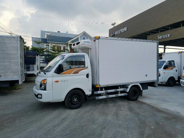 Hyundai Porter 150 thùng đông lạnh 3