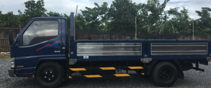 Báo giá xe tải IZ49 thùng lửng tại Cần Thơ