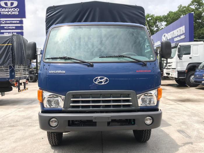 Ngoại thất xe tải Hyundai 8 tấn