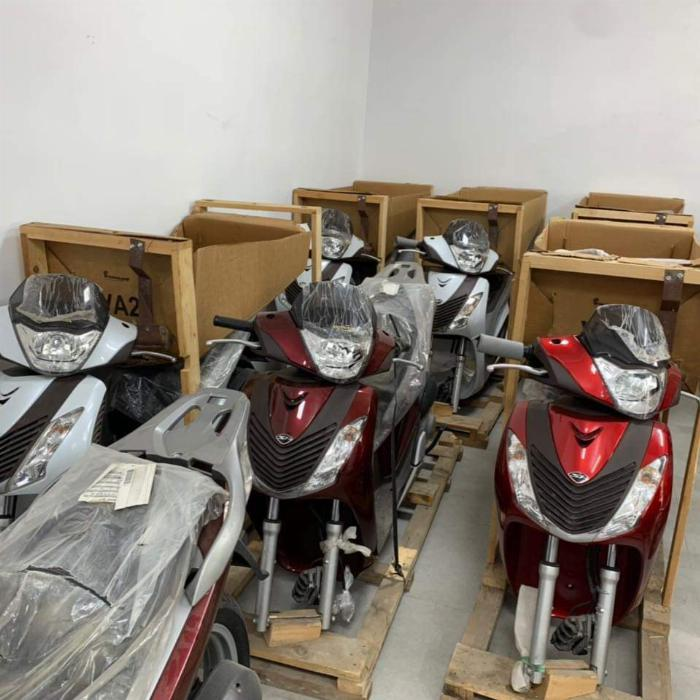 P 5 Cần bán SH Việt 150 Full nhập cuối 2015 màu đỏ sport cực chất 1