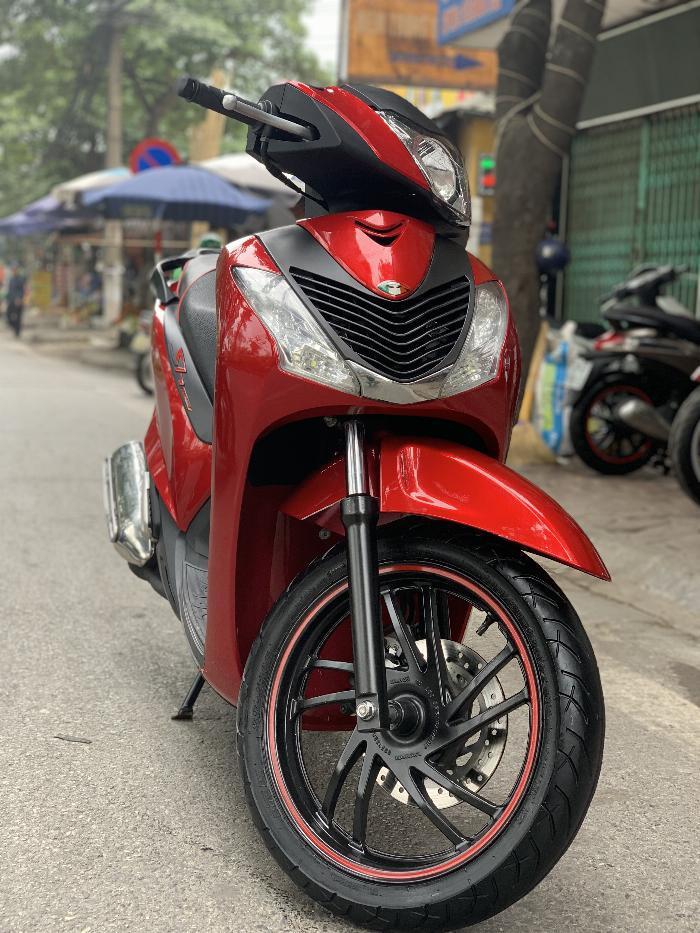 P 5 Cần bán SH Việt 150 Full nhập cuối 2015 màu đỏ sport cực chất 3