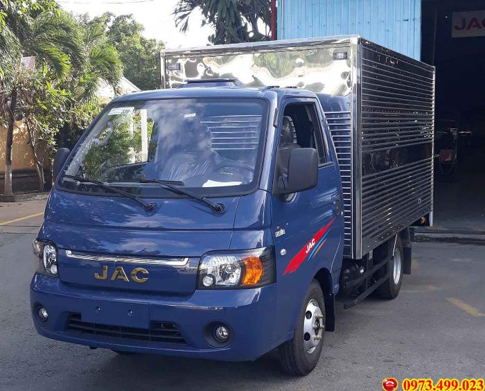 Xe tải Jac 990 kg máy dầu