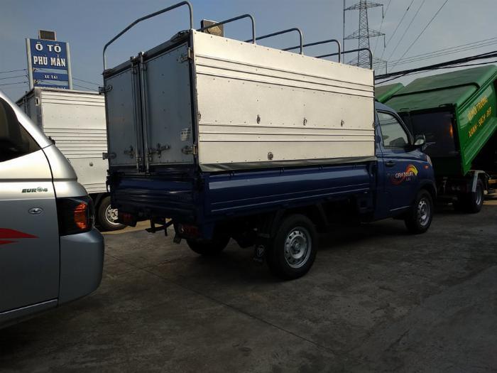 Bán xe tải Foton thùng dài 2m3 tải trọng 850kg