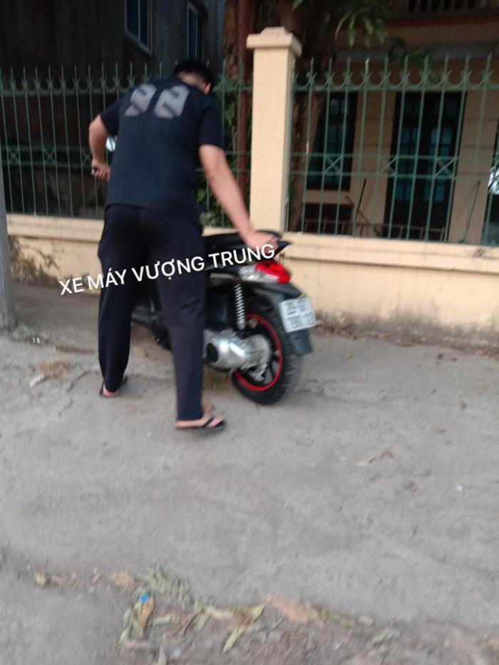 Honda Sh , LX, Sh Mode, xe máy Vượng Trung Hà Nội 6