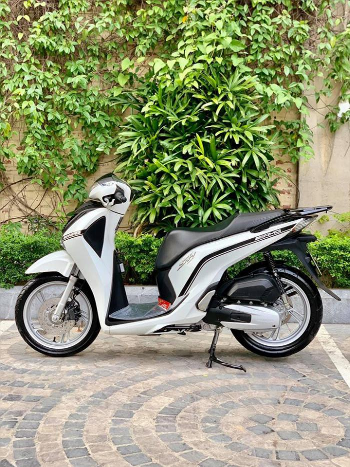 Honda Sh , LX, Sh Mode, xe máy Vượng Trung Hà Nội 8