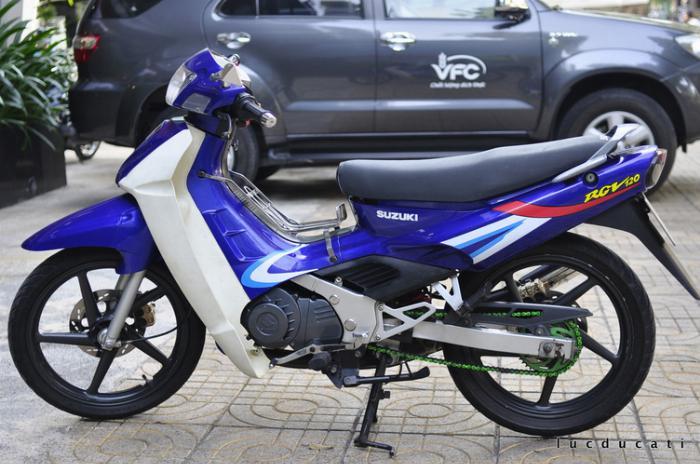 Suzuki xipo 120 nguyên zin