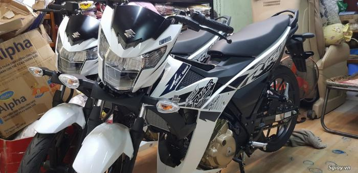 Suzuki Raider sản xuất năm 2016