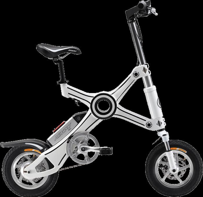 Xe đạp điện gấp ASKMY X3