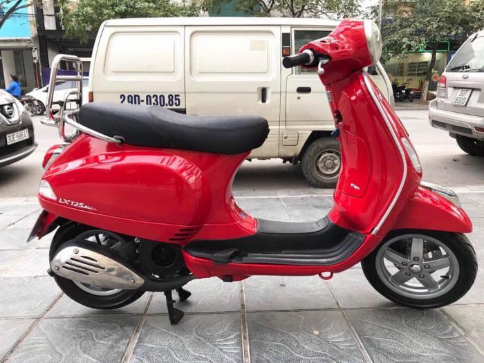 Lx 125 3Vie màu đỏ đời 2014- 28tr