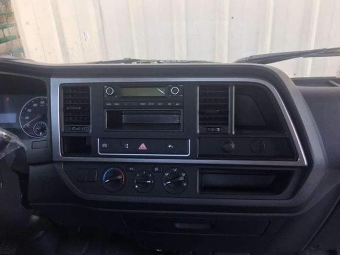Nội thất xe Hyundai EX8