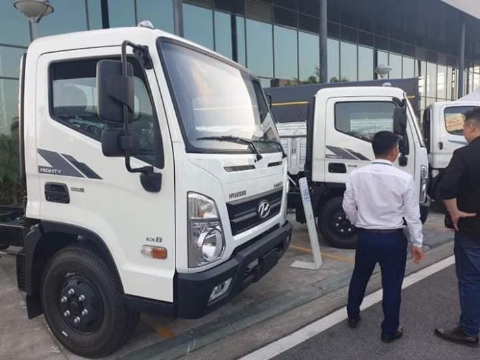 Giới thiệu xe tải Hyundai New Mighty EX8 Series