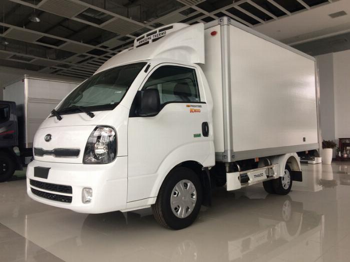 Xe Đông Lạnh KIA K200-K250 thùng đông lạnh sửa dụng động cơ HUYNDAI. 0