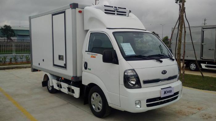 Xe Đông Lạnh KIA K200-K250 thùng đông lạnh sửa dụng động cơ HUYNDAI. 2