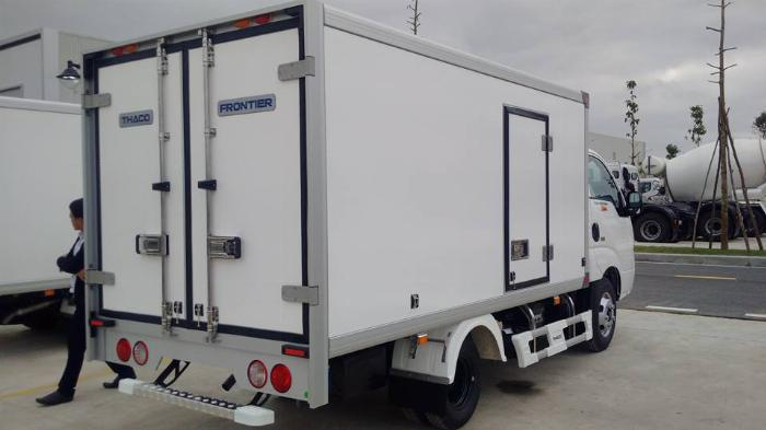 Xe Đông Lạnh KIA K200-K250 thùng đông lạnh sửa dụng động cơ HUYNDAI. 3