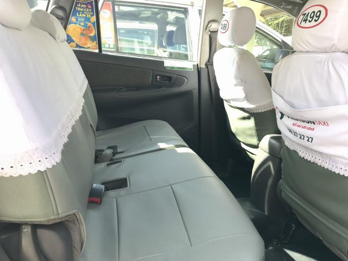 Bán lô xe Innova J taxi sx 2014, 2 dàn lạnh, 2 túi khí+ ABS và kính chỉnh điện 2