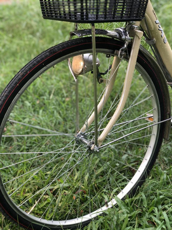 Bán xe đạp điện trợ lực tay ga hàng Nhật bãi cũ giá rẻ Tp HCM – Mã: X17 6