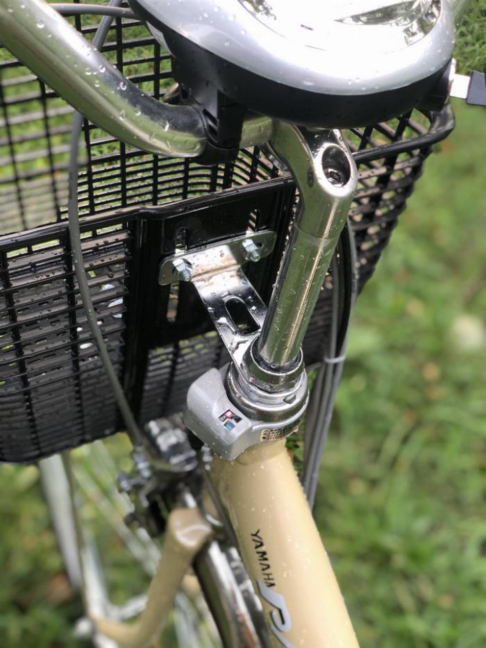 Bán xe đạp điện trợ lực tay ga hàng Nhật bãi cũ giá rẻ Tp HCM – Mã: X17 7