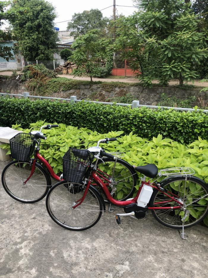 Bán xe đạp điện trợ lực tay ga hàng Nhật bãi cũ giá rẻ Tp HCM – Mã: X20
