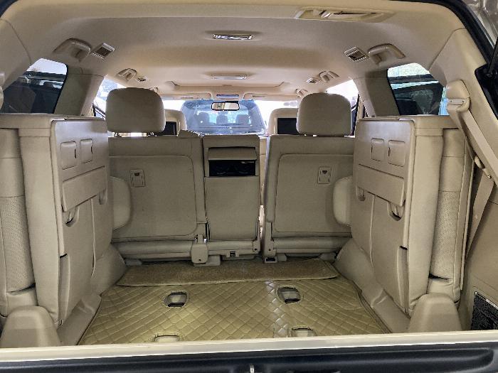 Lexus LX570 nhập Mỹ,màu vàng,nội thất kem,đăng ký 2016,xe siêu đẹp,biển Hà nội, 6