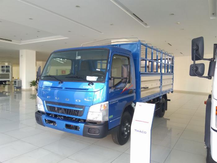 Bán xe tải Mitsubishi 3,5 tấn có xe giao ngay